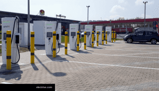 1,000 new fast-charging stations in Germany