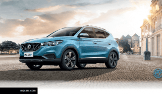 New MG ZS EV: The Chinese electric SUV restyled